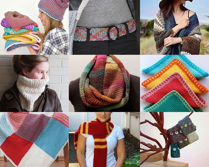 free tunisian crochet patterns for beginners - mypoppet.com.au