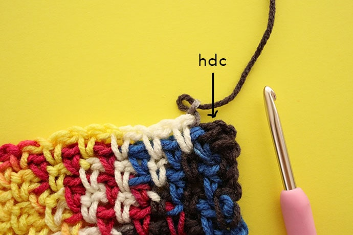 Planned pooling crochet tips - mypoppet.com.au