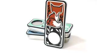 Needle Box with removable magnet by September House