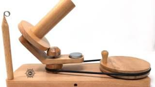 Handmade Yarn Ball Winder