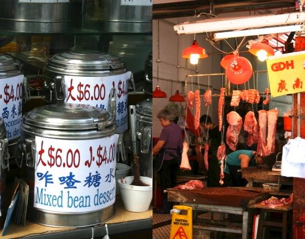 Hong Kong food market mypoppet