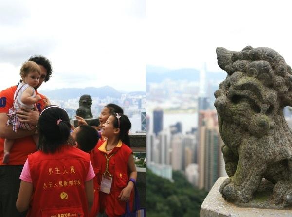 the peak Hong Kong Mypoppet.com.au