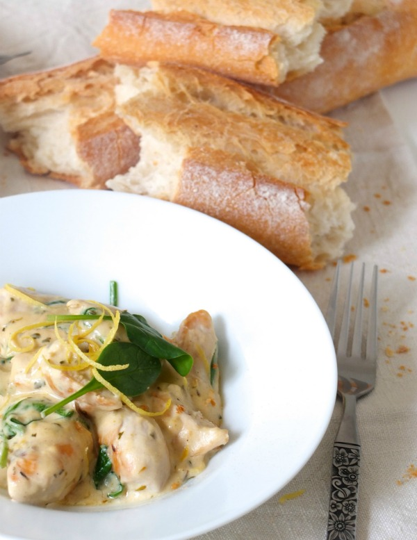 Lemon and thyme chicken mypoppet.com.au