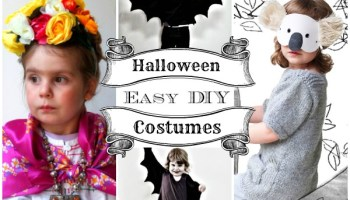 How to frida kahlo inspired floral headband my poppet makes easy diy halloween costumes for kids solutioingenieria Images