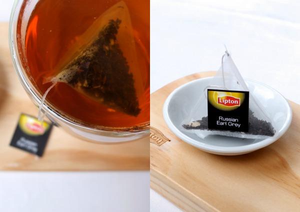 lipton pyramid tea bag