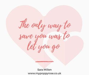 Baby lossQuote: The only way to save you was to let you go.