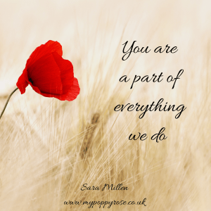 Quote: You are a part of everything we do.