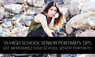Memorable High School Senior Portraits Tips