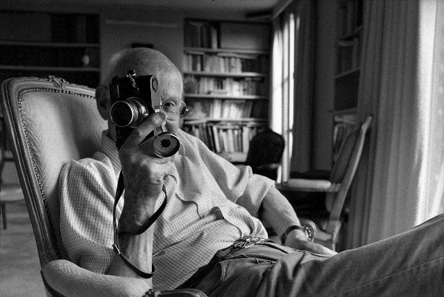 Famous photographers Henri Cartier Bresson
