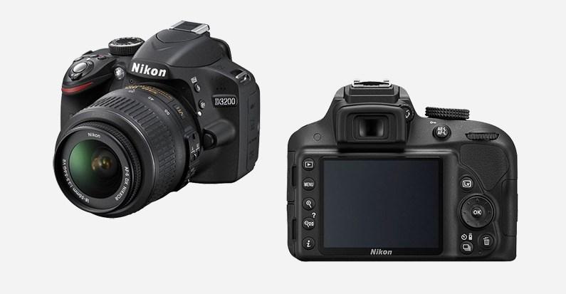 Nikon D3200 Camera Review