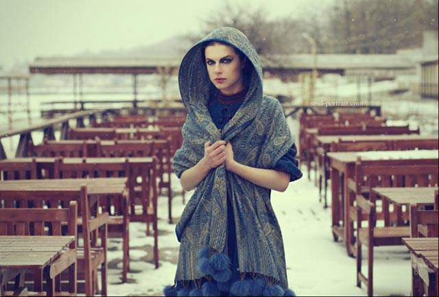 Portrait photography by Natalia Ciobanu