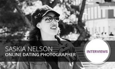 Interview with Online Dating Portrait Photographer Saskia Nelson