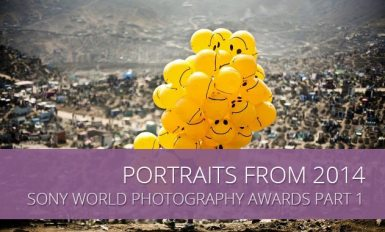 Portrait from 2014 Sony World Photography Awards Part I