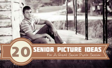 Senior picture ideas guys featured