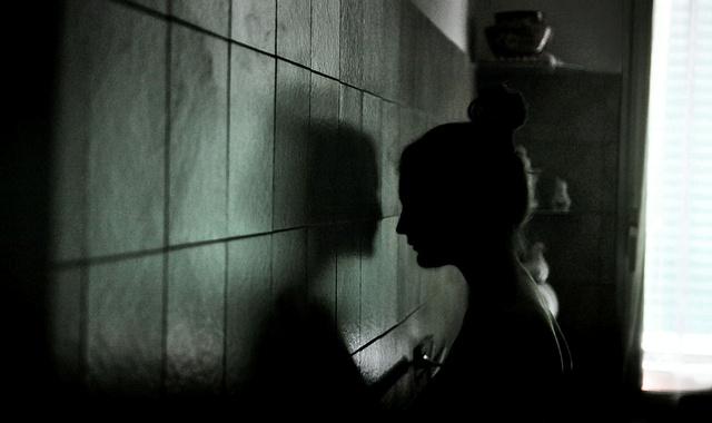 Federica Santolamazza Self-Portrait Photography