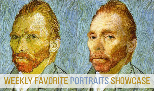 Weekly Favorite Portraits Showcase VII