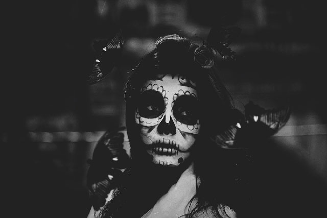 Sugar Skull by Luis Chay Photography