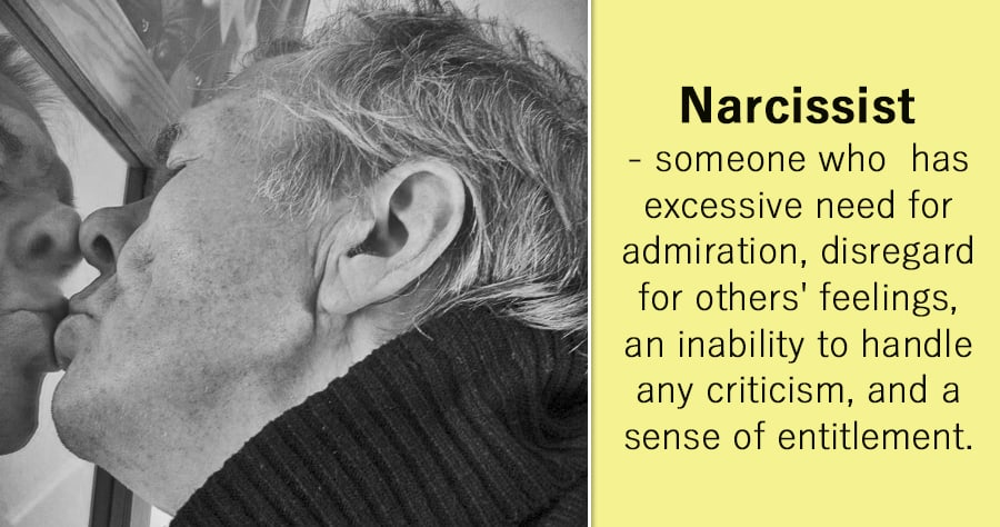 How To Identify An Extreme Narcissist