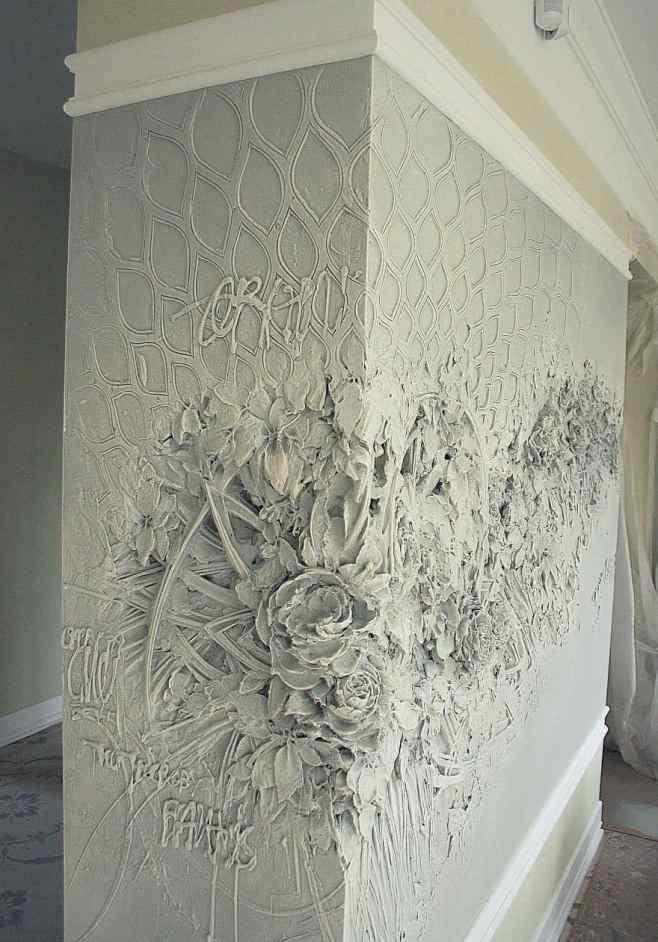 Трехмерные фрески
