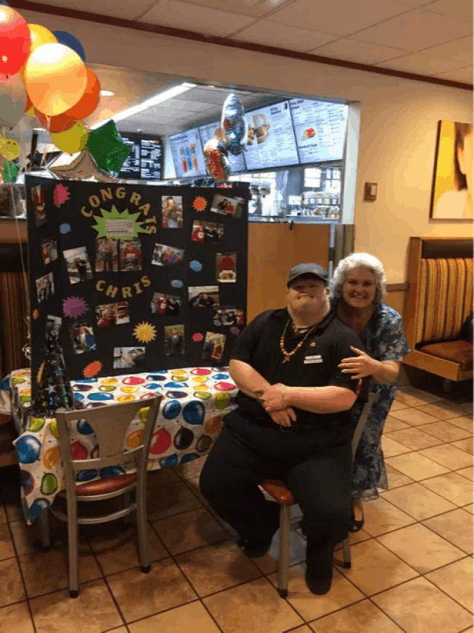McDonald employee