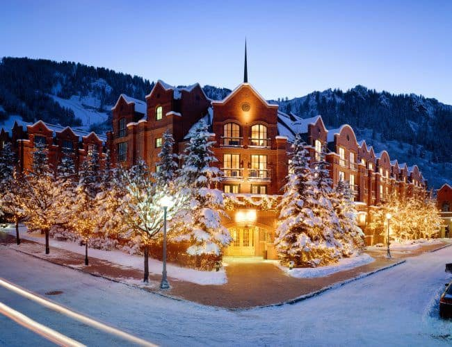 The St. Regis Aspen Hotel