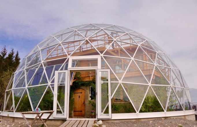 geodesic dome home