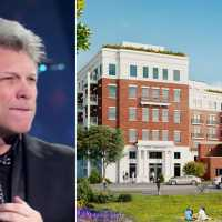 Rockstar Bon Jovi donates $500,000 to build a living facility for homeless veterans