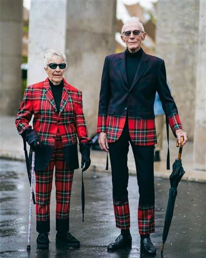 Model and seniors take the fashion world by storm.