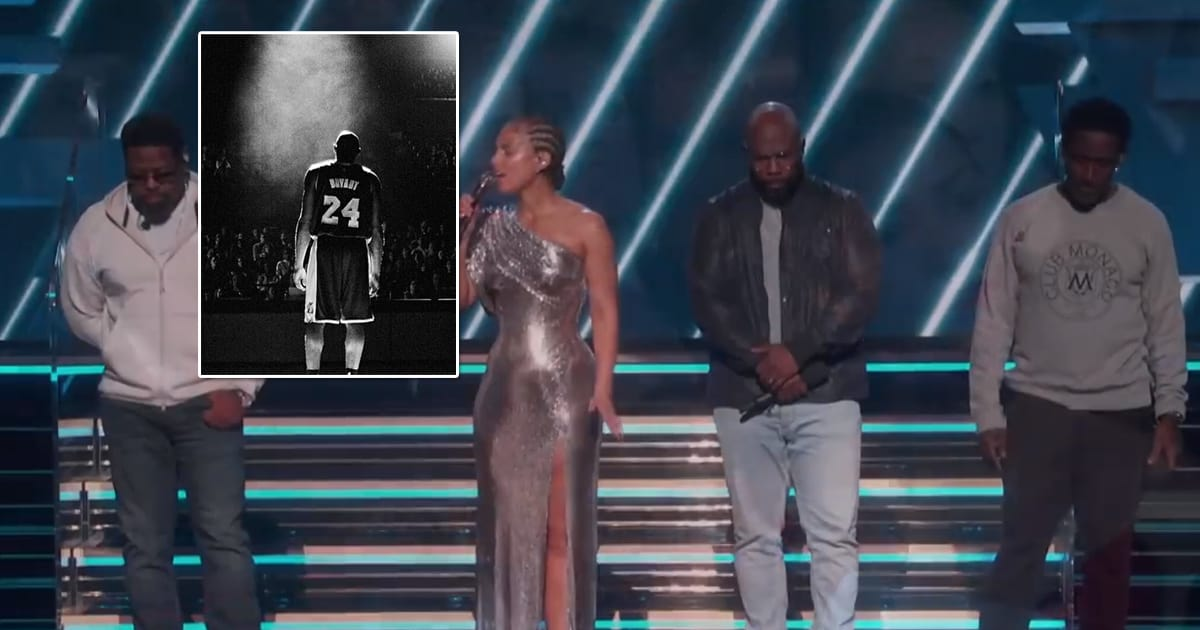 Grammy Awards honor Kobe Bryant and his daughter Gianna with emotional tribute - my positive outlooks