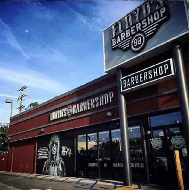 Floyd's 99 Barbershop in Denver