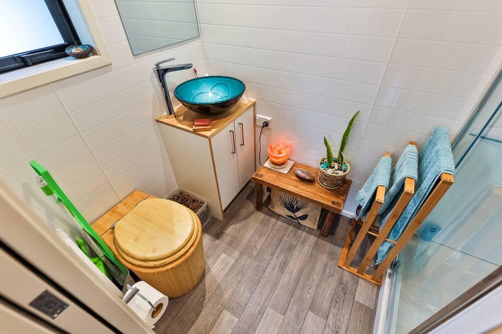 Tiny homes bring financial freedom