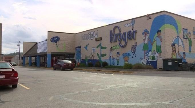 Kroger store in Covington, Kentucky