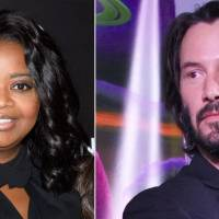 Octavia Spencer explains why she cried over Keanu Reeves' birthday tribute to her