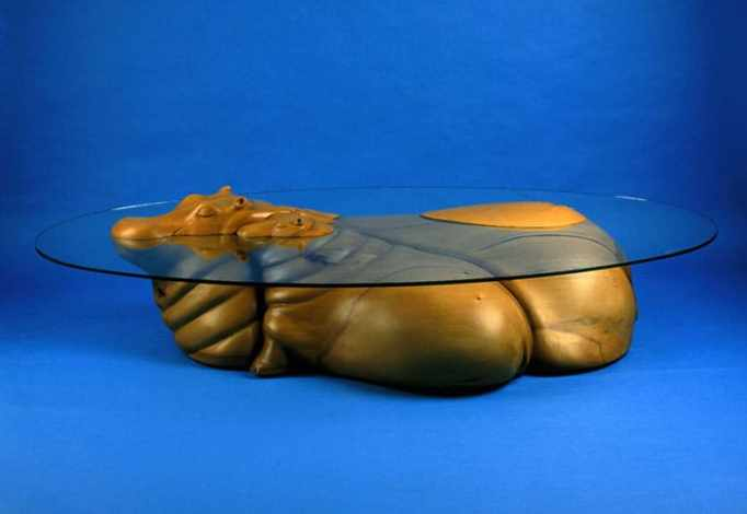 Madonna and Child Table by David Pearce
