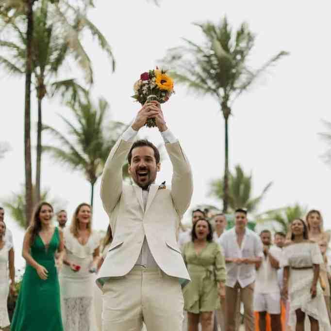 Dr. Diogo Rabelo marries himself