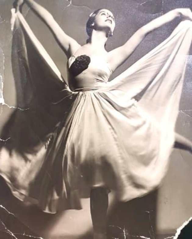Marta C. González prima ballerina