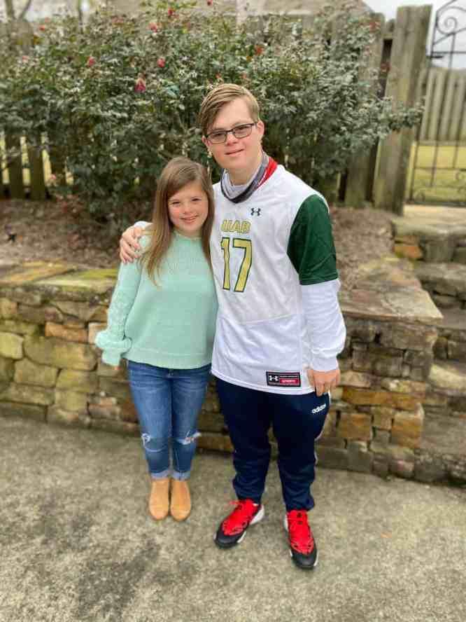 Jake Pratt and his girlfriend Grace