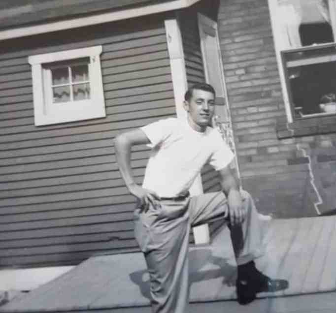Frederick Paul in 1955