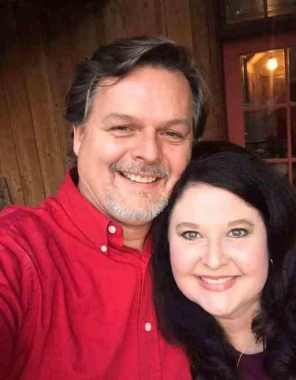 Jeff Martin and Lisa Martin