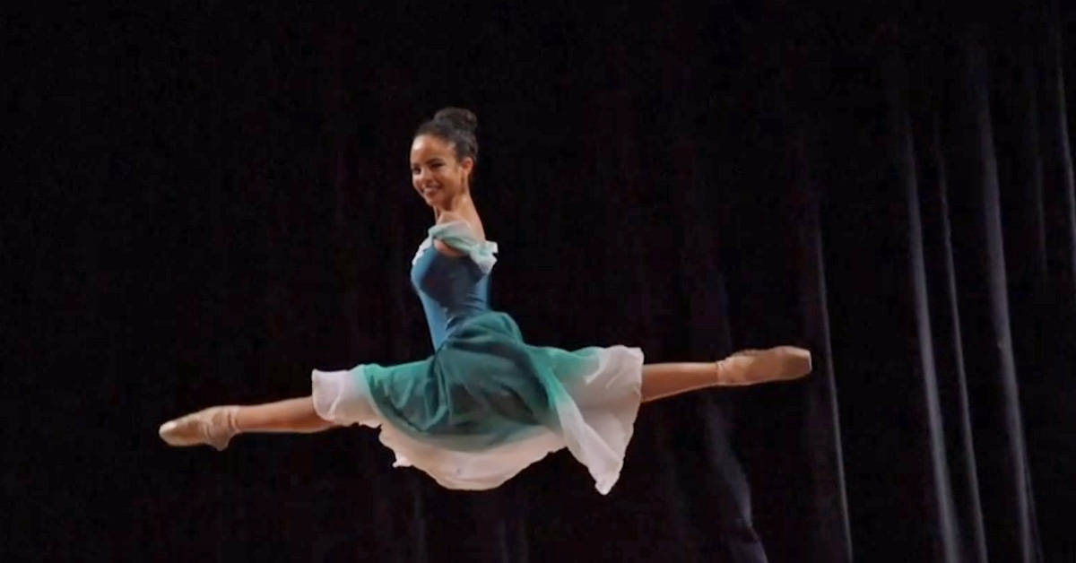 Ballerina born without arms soars with her winning attitude, inspires thousands - my positive outlooks