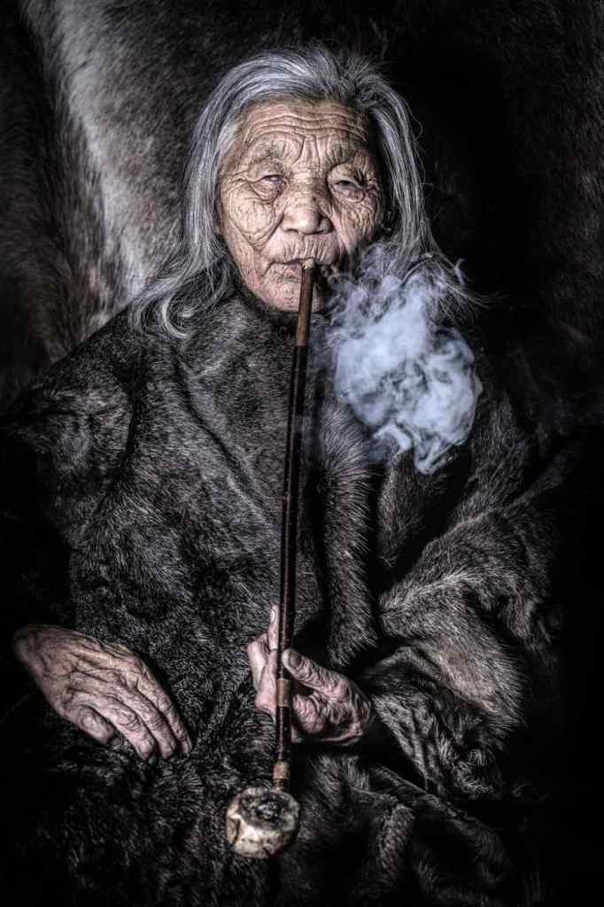 Dukha Woman