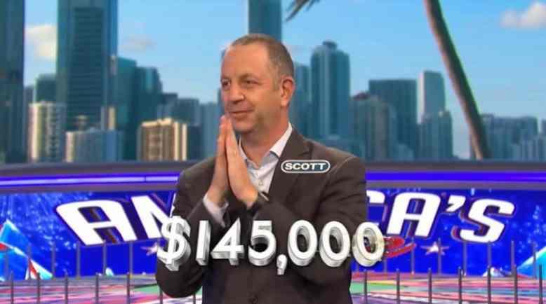 Scott Kolbrenner in Wheel of Fortune