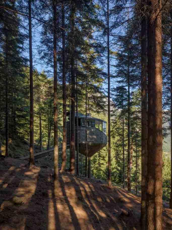 A Woodnest cabin in Odda, Norway