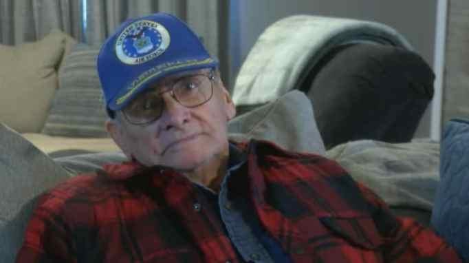 """Veteran Gerald """"Jerry"""" Lewis"""