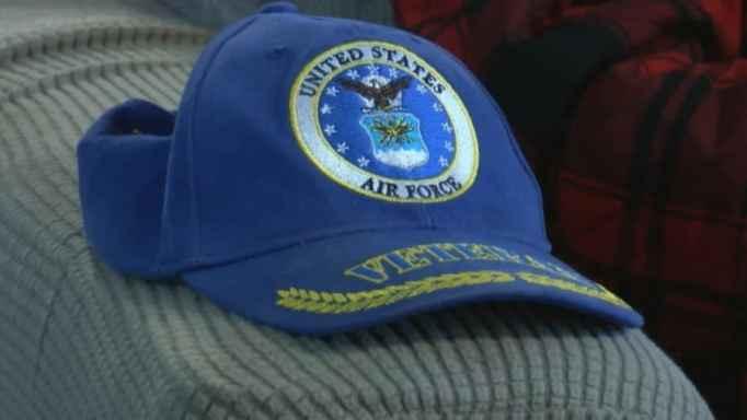 A United States Air Force cap