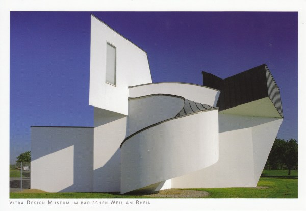 Vitra Design Museum Weil AM Rhein Germany