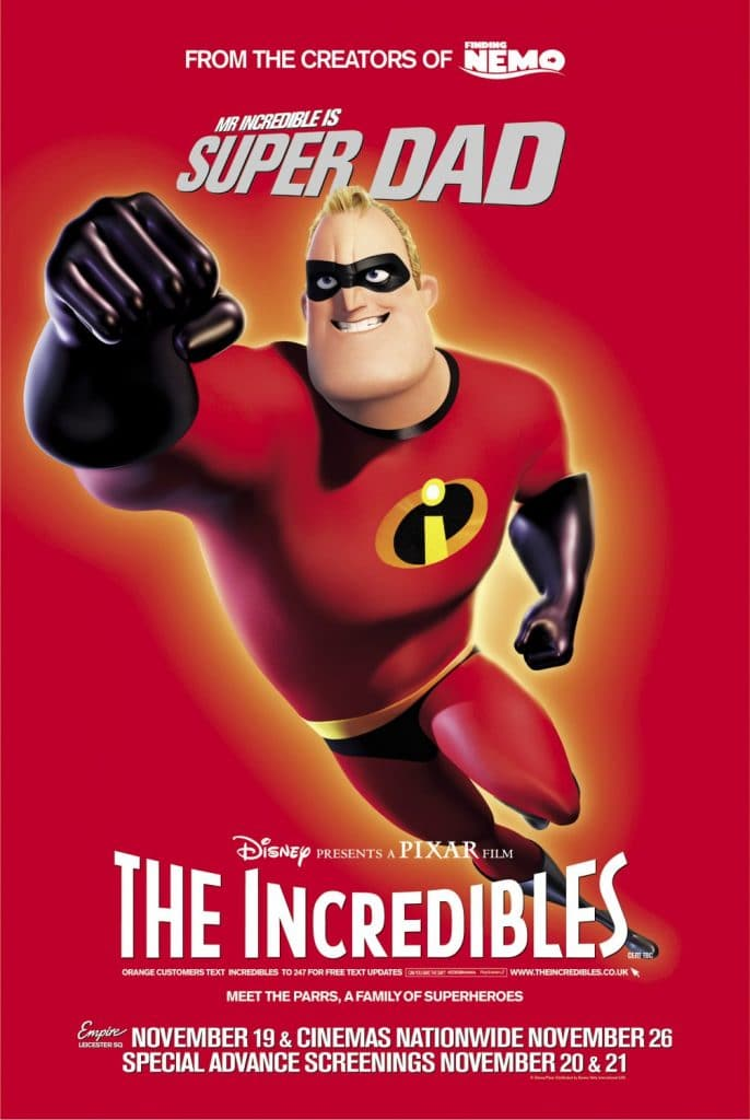 the incredibles poster 30