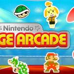 Nintendo Badge Arcade
