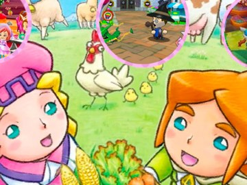 cute nintendo 3ds games