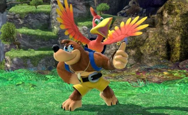 A Look At The Banjo Kazooie Challenger Pack For Smash